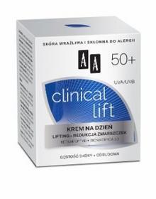 Oceanic AA Clinical Lift 50+ krem liftingujący na dzień 50ml