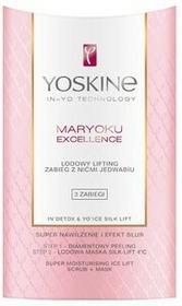 DAX Cosmetics Maseczka Maryoku Excellence Lodowy Lifting zabieg z nićmi jedwabiu 1.0 st