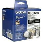 Brother Etykiety Papier do P-touch DK11202 62x100mm 300szt BROTAS30092