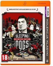 Sleeping Dogs Definitive Edition Kolekcja Klasyki PC