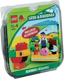 LEGO Duplo Zabawa na farmie 6759