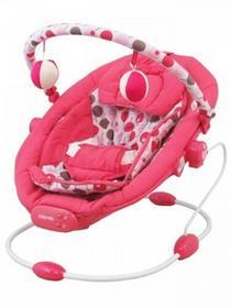 Baby Mix Alexis Leżaczek różowy LCP-BR245-014 30872
