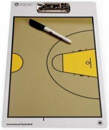Fox Tablica trenerska 405x255 do koszykówki 38106