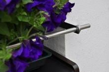 Dastech Barierka na skrzynkę lub donice 12x1500 mm do wnęki okiennej