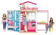 Mattel BARBIE Domek + lalka GXP-577132