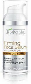 Bielenda Firming Face Serum with Colloidal Gold for All Types of Skin ujędrniające serum do twarzy z koloidalnym złotem 50ml