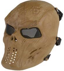ULTIMATE Maska Tactical Skull - Dried Bone (UTT-28-011111) G