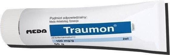 Bayer Traumon żel 0,1 g/1g 50 g