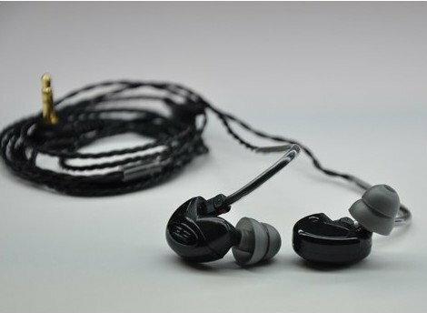 EarSonics SM3 V2 czarne