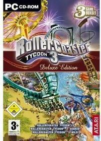 Rollercoaster Tycoon 3 (Deluxe Edition) PC