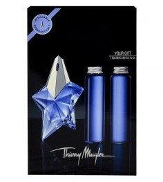 Thierry Mugler Angel parf.voda 3x50ml naplniteľný Edp 50ml + 2x50ml Edp Eco