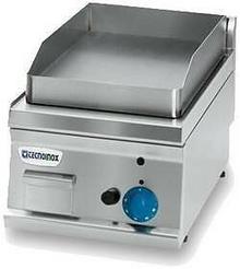 Soda Płyta grillowa gazowa gładka nastawna moc: 4 kW 460080051