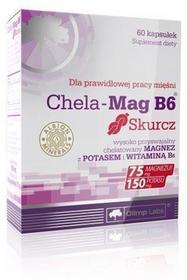 Olimp Chela Mag B6 Skurcz 60 szt.