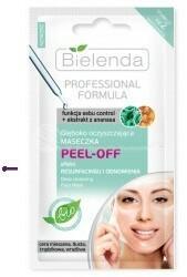 Bielenda Professional Formula oczyszczająca maseczka Peel-Off 2x5ml
