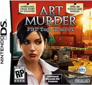 Art of Murder: FBI Top Secret  NDS