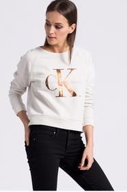 Calvin Klein Bluza J20J204836 jasny szary
