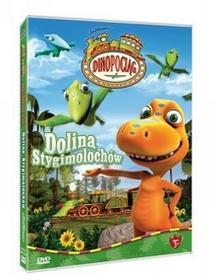 Dinopociąg Dolina stygimolochów DVD)