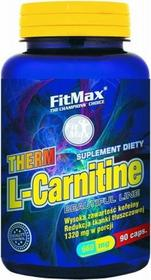 FitMax Therm L-Carnitine + Coffeine 90 kaps
