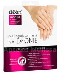 Lbiotica L Biotica Maska peelingująca na dłonie - 36 g