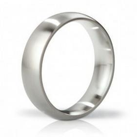MystimPierścień erekcyjny - His Ringness Earl szczotkowany 55mm