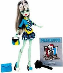Mattel Monster High FRANKIE STEIN X4636