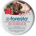 Bayer Foresto Obroża 4.5G + 2.03G Dla Psów > 8Kg