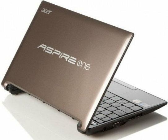 """Acer Aspire One D255-2Ccc 10,1"""", Atom 1,66GHz, 2GB RAM, 320GB HDD (LU.SDN0C.005)"""