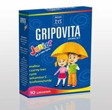 Natur Produkt Zdrovit Gripovita Junior 10 szt.