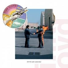 Pink Floyd - kalendarz 2016 r