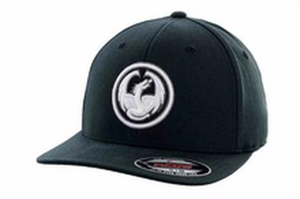 Dragon czapka z daszkiem Corp Flex Staple Line 001)