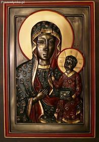 Veronese Ikona Obraz Maryja z Jezusem