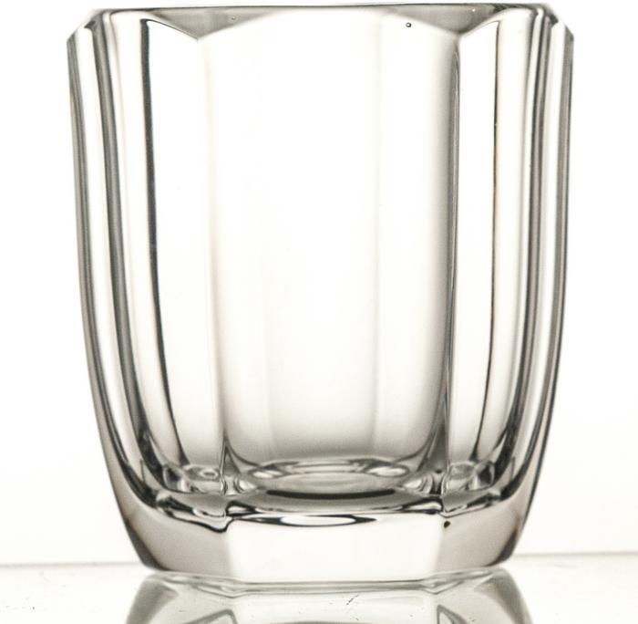 Crystal Julia Szklanki kryształowe do whisky napojów 6 sztuk 04445)