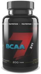 7Nutrition 7 Nutrition - Bcaa 2:1:1 1000 - 200 Tab.
