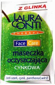 Laura Conti Kaolinowa jabłkowa maseczka oczyszczająca 10ml