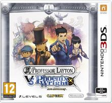 Professor Layton vs. Phoenix Wright: Ace Attorney 3DS