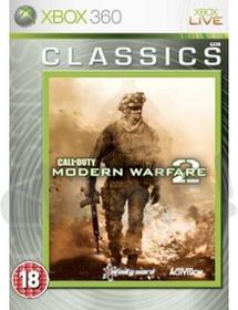 Call of Duty Modern Warfare 2 Classics Xbox 360