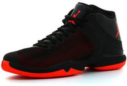 Nike Jordan Super Fly 4 PO 819163-012 czerwono-czarny