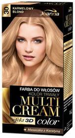 Joanna Multi Cream Color 30ml Karmelowy blond