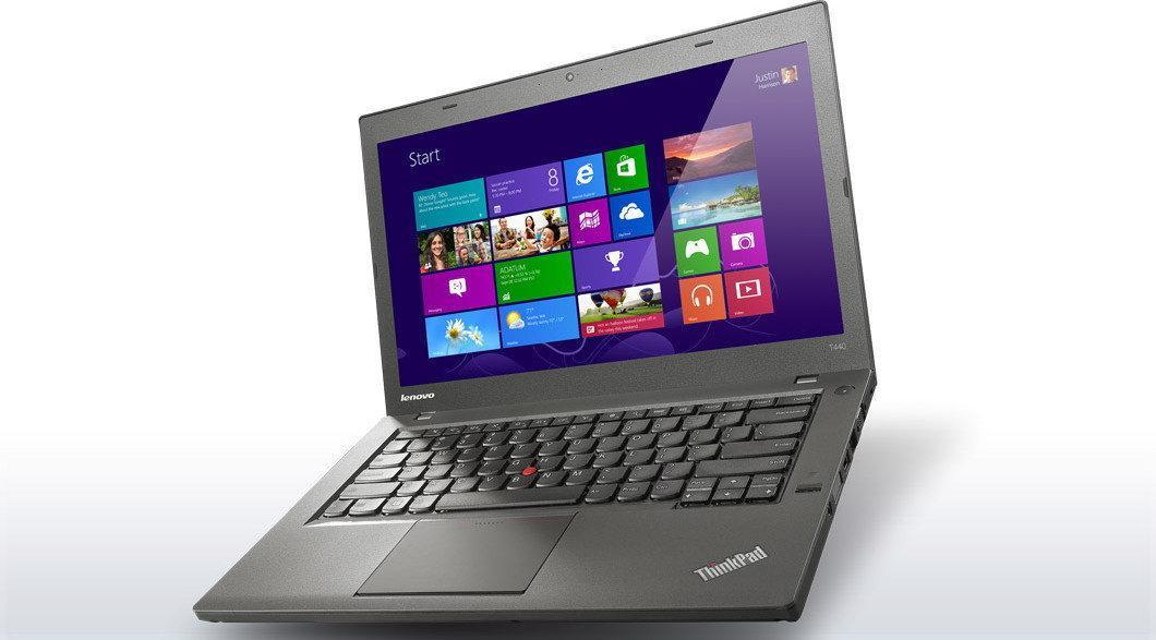 "Lenovo ThinkPad T440p 14"", Core i5 2,6GHz, 8GB RAM, 500GB HDD (20AWA193PB)"
