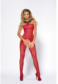 Anais Apparel Luxury (PL) Yoko bodystocking red L/XL 6_3179