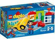 LEGO Duplo Ratunek Supermana 10543