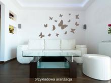 Naklej-to.pl Motyle zestaw naklejka na ścianę motyle