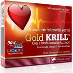 Olimp Gold Krill 30 szt.