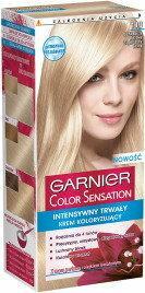 Garnier Color Sensation 113 Jedwabisty Beżowy Superjasny blond