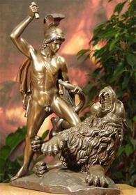 Veronese Bellerofont z chimerą