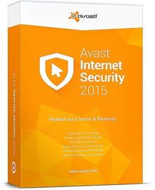 Alwil Software avast! Internet Security 2015 (3 stan. / 1 rok) - Nowa licencja
