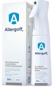 Icb Poland PHARMA SP J Allergoff Spray neutralizator allergenów kurzu domowego 300 ml