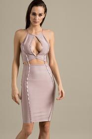 Missguided Sukienka DE909495 różowy