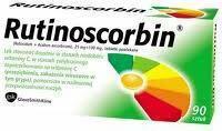 GlaxoSmithKline Rutinoscorbin 90 szt.