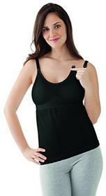 Medela Biustonosz ciążowy dla kobiet, kolor: czarny, rozmiar: 40 (rozmiar producenta: L)